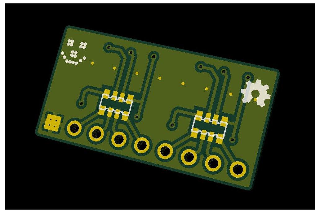 8-bit LED indicator 6