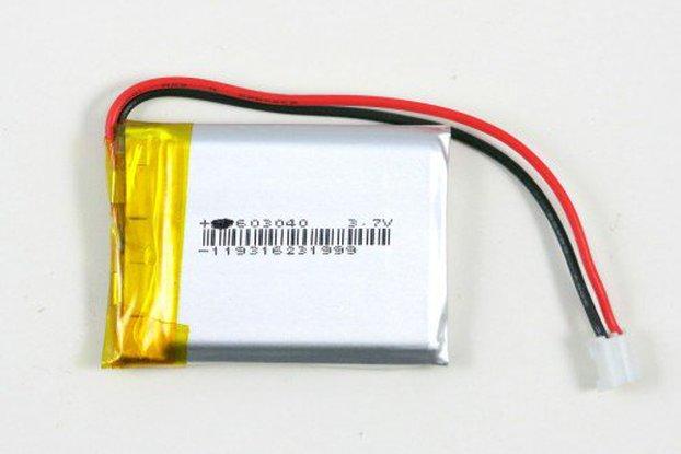 700mAh LiPo Battery (3.7V)