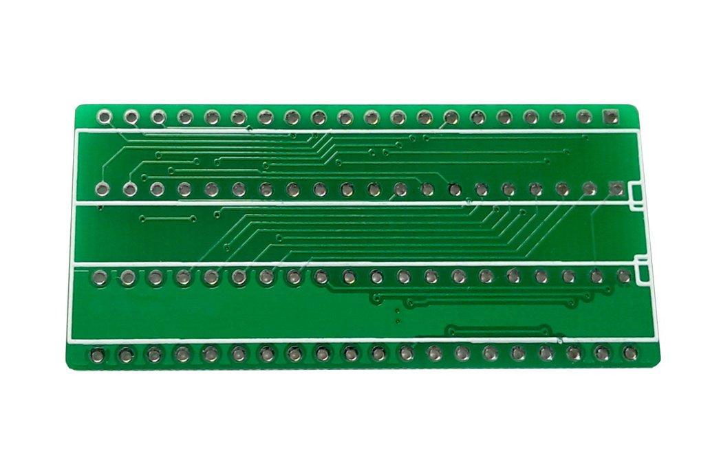 E2R16 - 27C400 adapter for TL866 - Amiga Kickstart 2