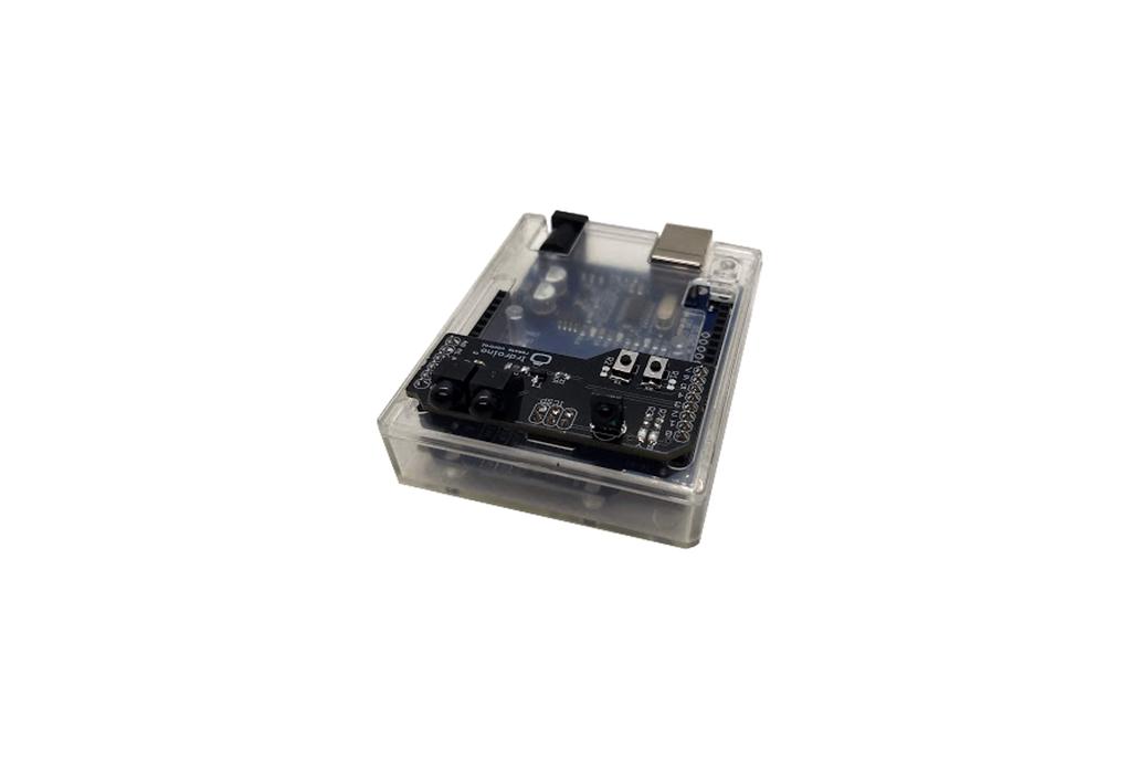 Irdroino Pronto USB IR Blaster Kit with enclosure 1
