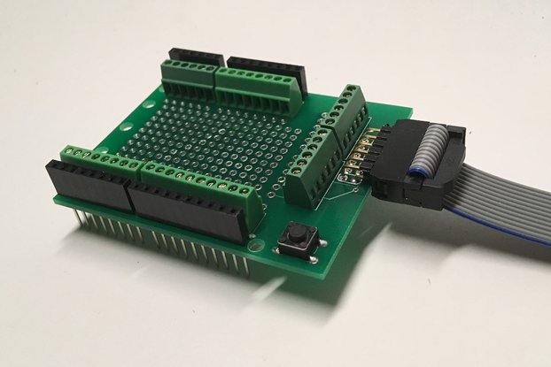 Screw Shield for the Arduino Uno