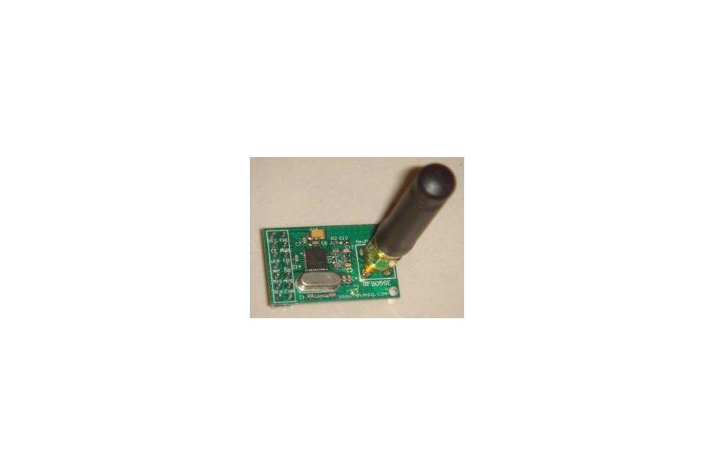 NRF905 wireless transceiver module 1