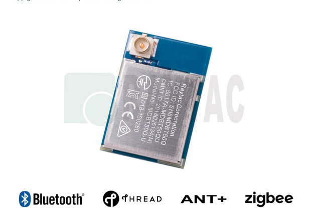 nRF52840 BT5.2 Module u.FL For External Antenna