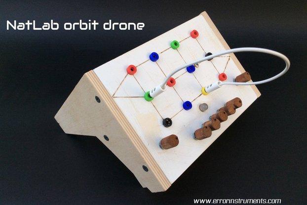 NatLab orbit drone