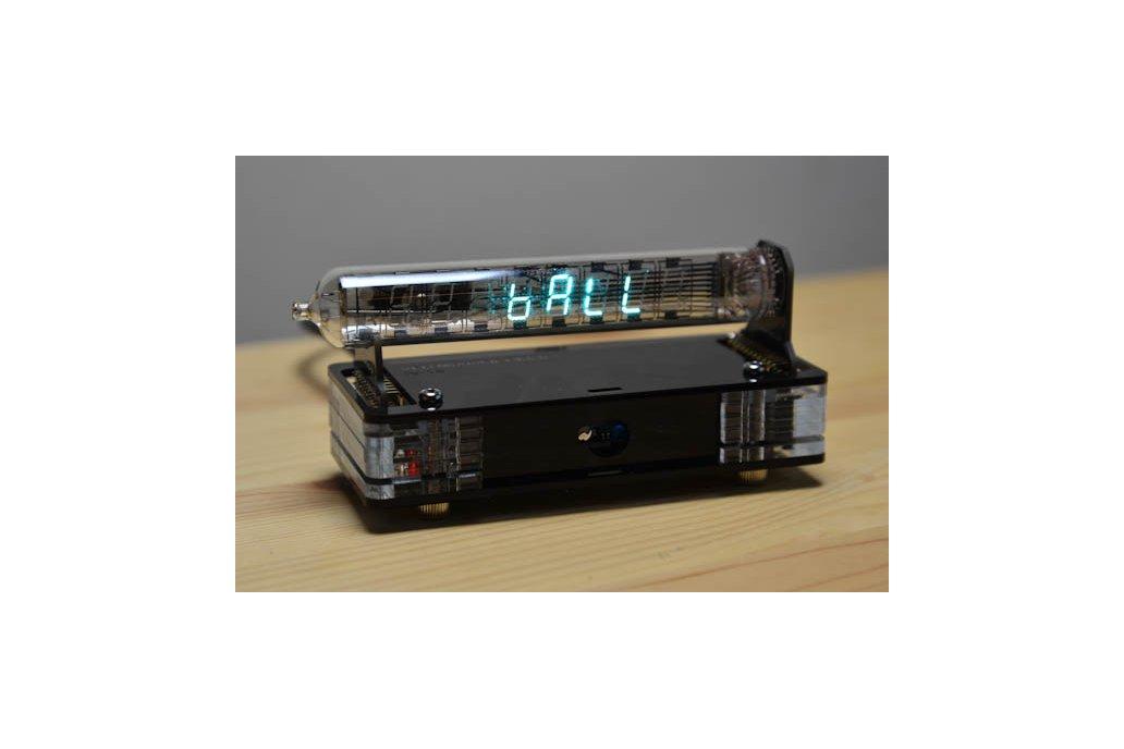 VFD Modular Clock IV-18 3