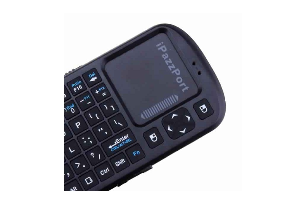 iPazzport 2.4G Mini Wireless 81 Key Keyboard 6