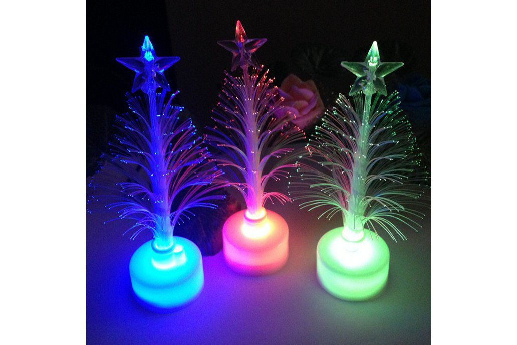 3PCS Colorful LED Christmas Tree 2