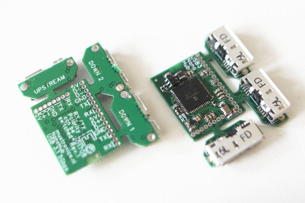 USB 3.0 NanoHub 1