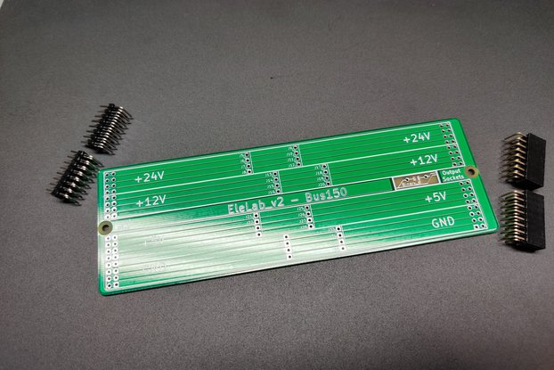 EleLab_v2 - Bus150 PCB