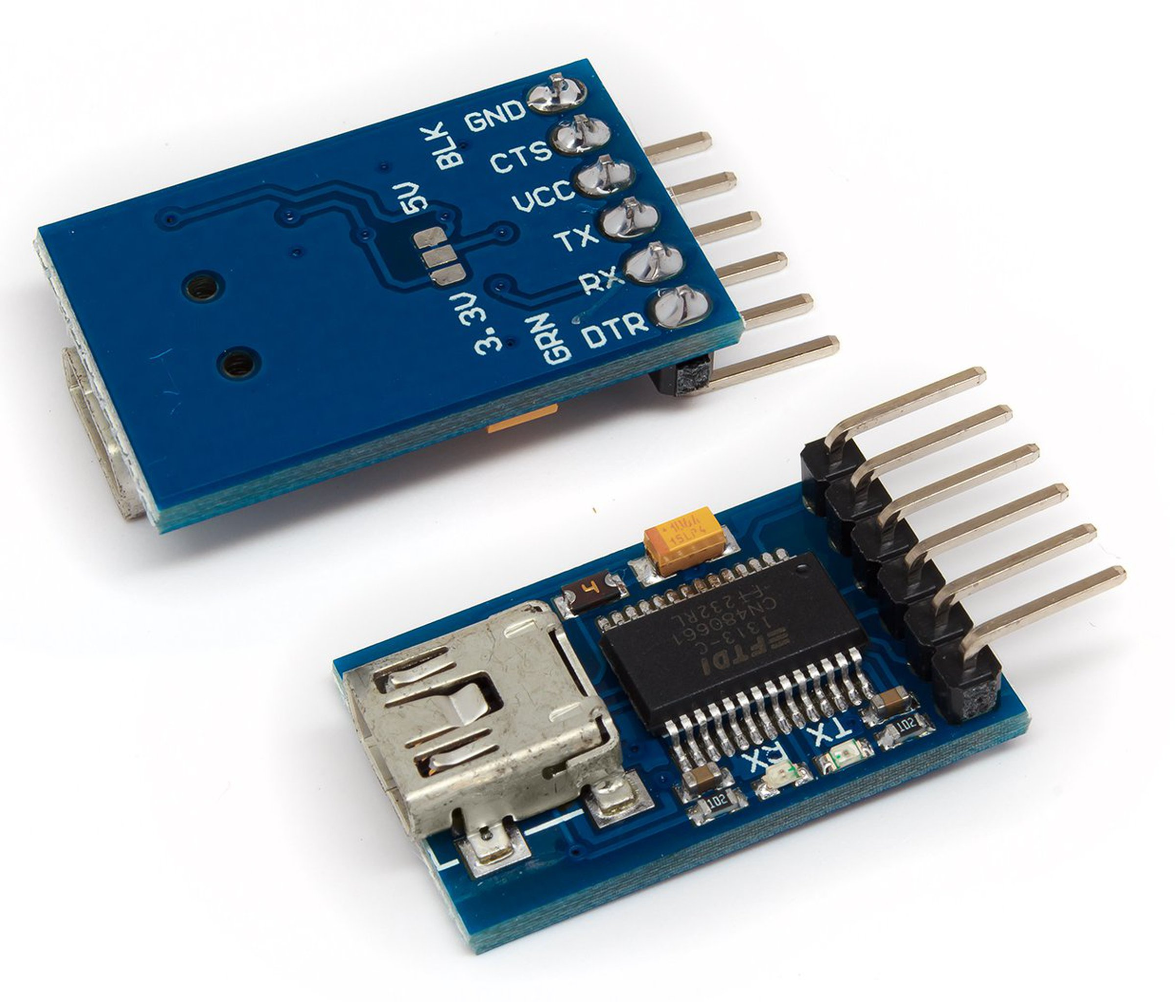 Ftdi basic usb to serial converter from upgrade industries