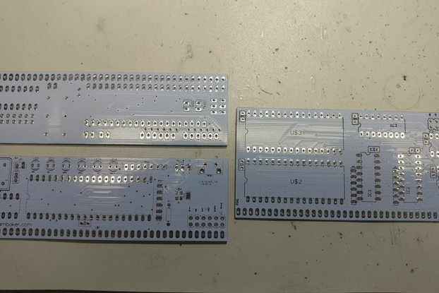 RC2014 compatible boards