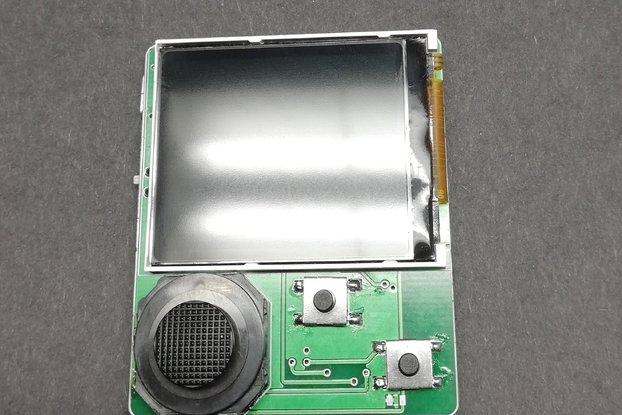 ESP32 LCD dev board