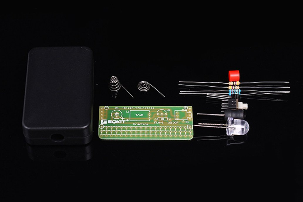 FLA-1 Simple DIY Flashlight Kit 1.5V (11877) 2