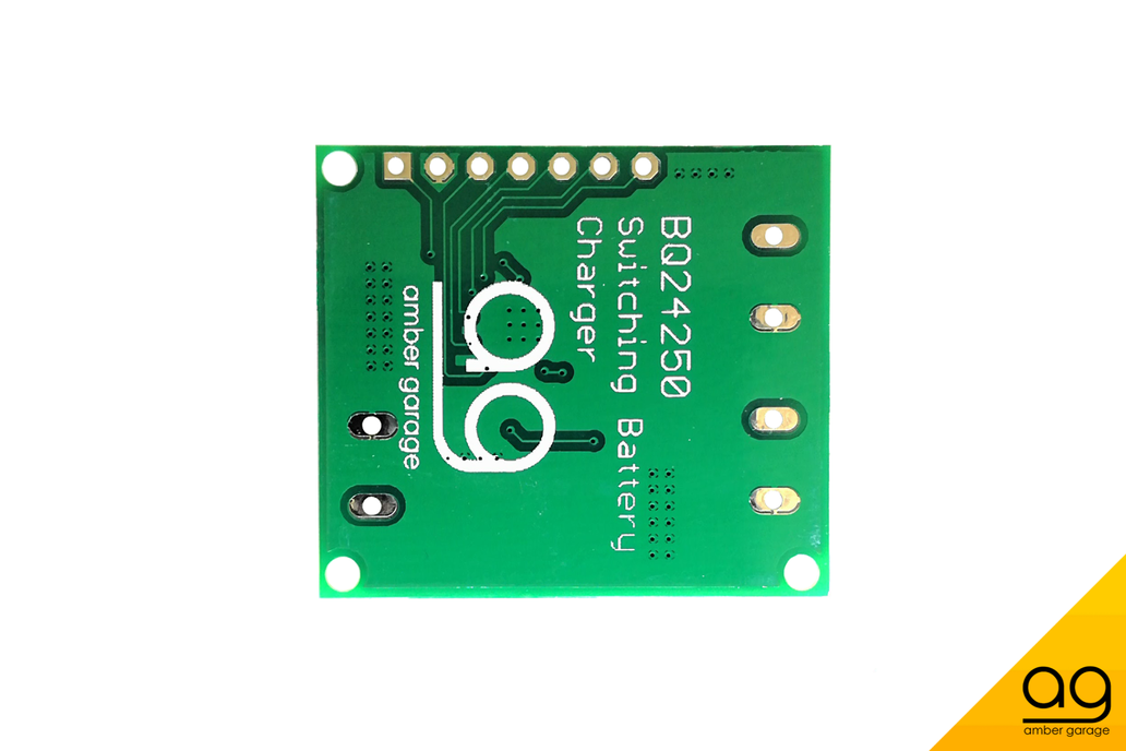 BQ24250 Breakout Board - LiPo Switching Charger 4