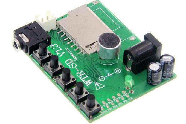 WTR-SD Recording Module