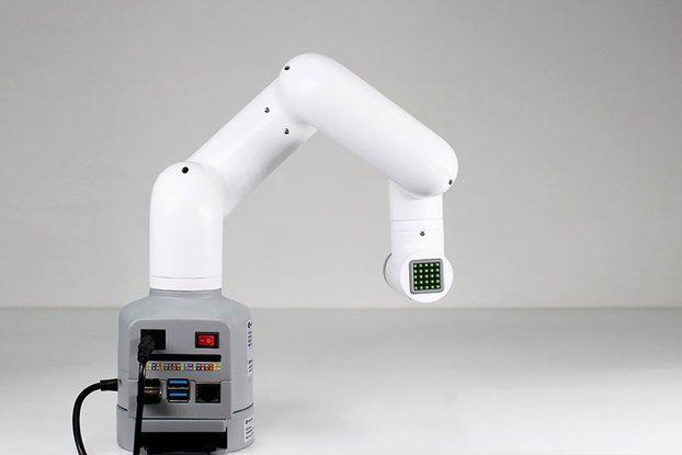 myCobot Pi- Raspberry Pi Powered 6 DOF robot arm