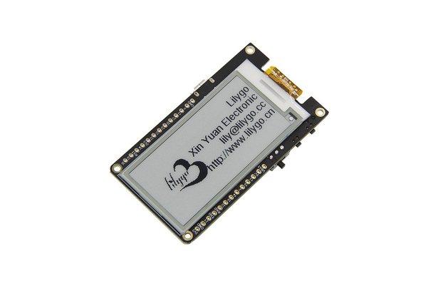 LILYGO® TTGO T5-2.13 Inch E-Paper New Driver Chip