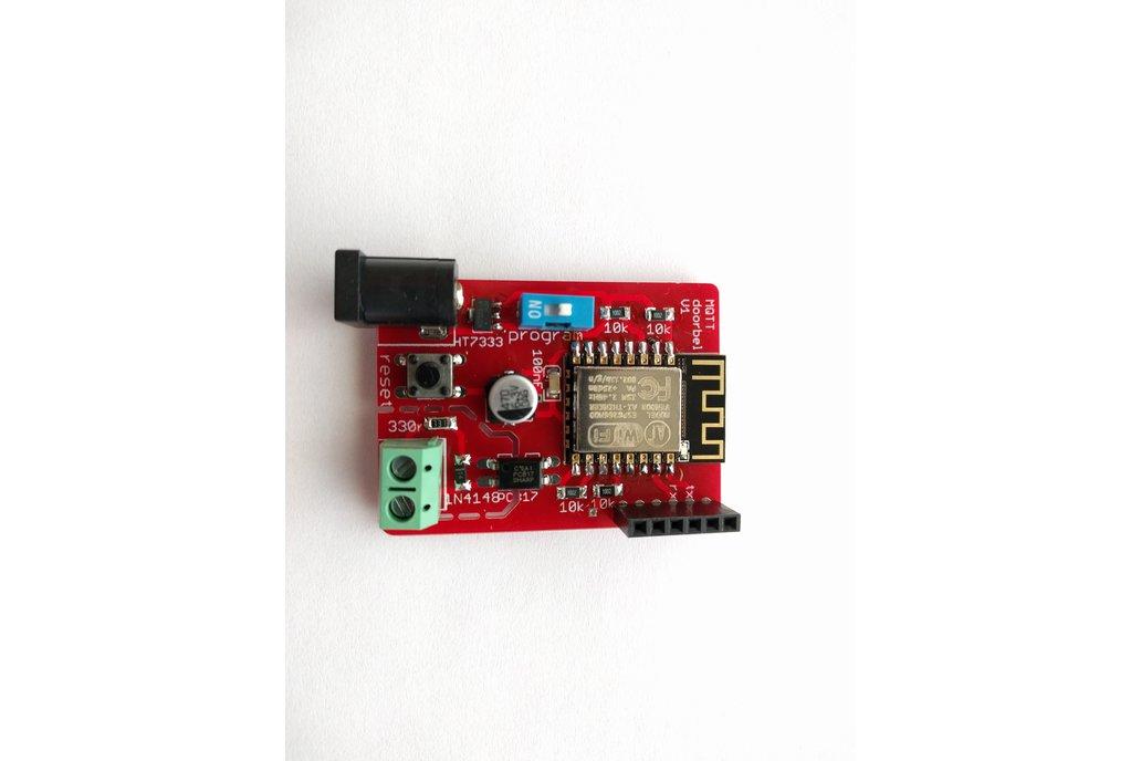 MQTT / wifi doorbell with esp8266 4