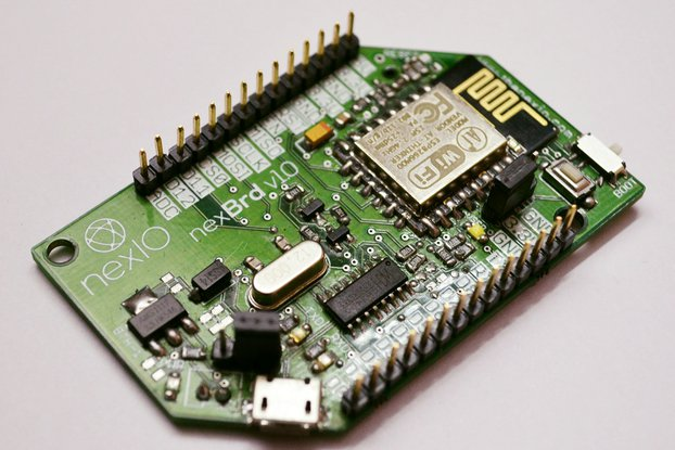 NexBrd ESP12E ESP8266 IOT Development Board