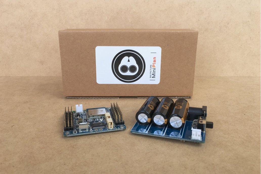 MiniPlan V6 Servo Control Board 1