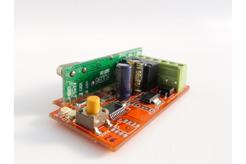 RXU01 Universal Garage Door Remote Receiver 1