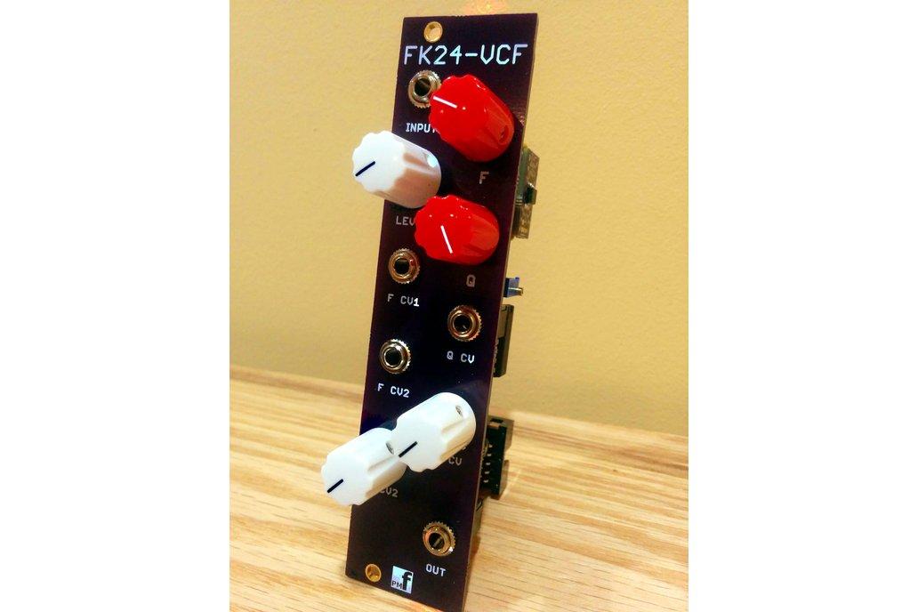 Fatkeys™ VCF (Eurorack PCB Set) 1