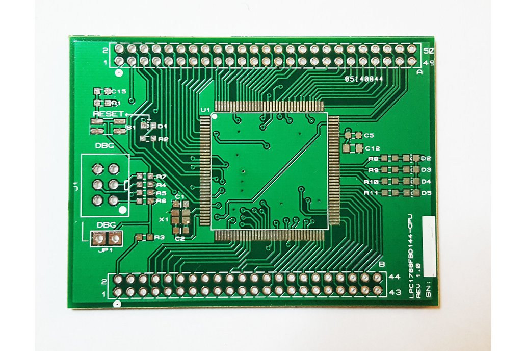 LPC1788 Breakout board with BOM 1