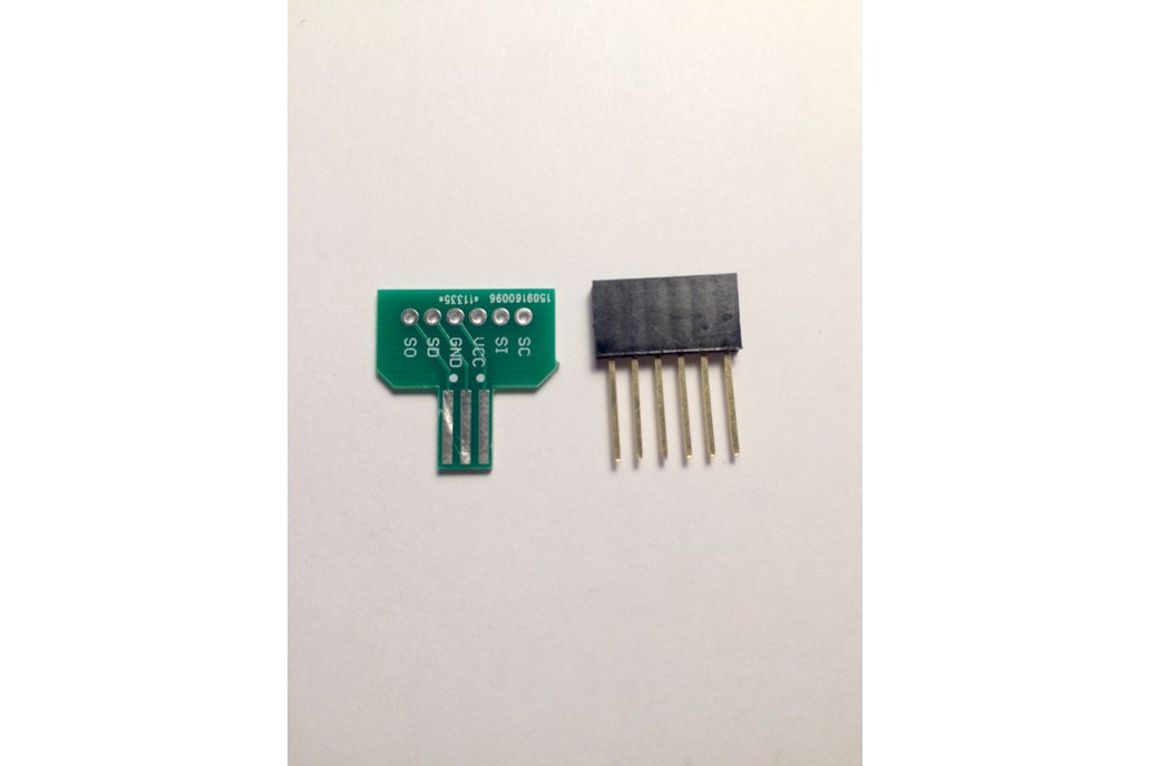 Gameboy Color/Advance/SP Link Cable Breakout Board 2