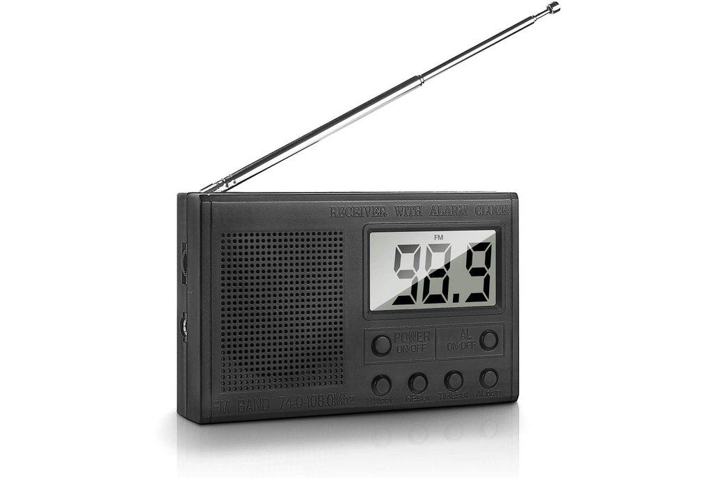 DIY FM Radio LCD Display Kit _GY19367 1