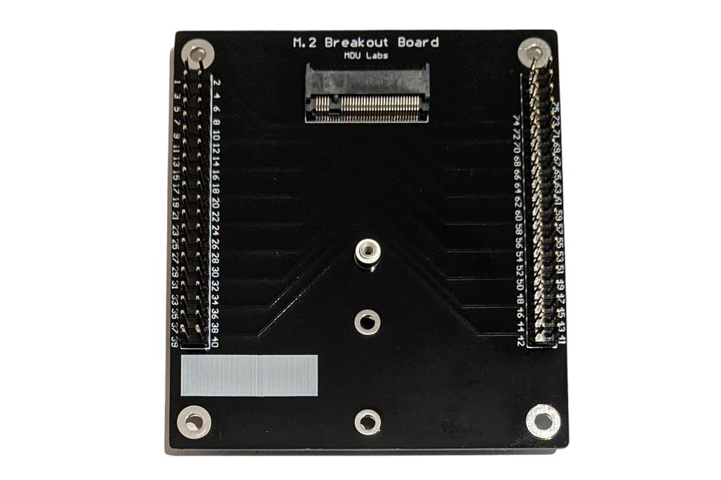 M.2 (NGFF) Breakout Board 1