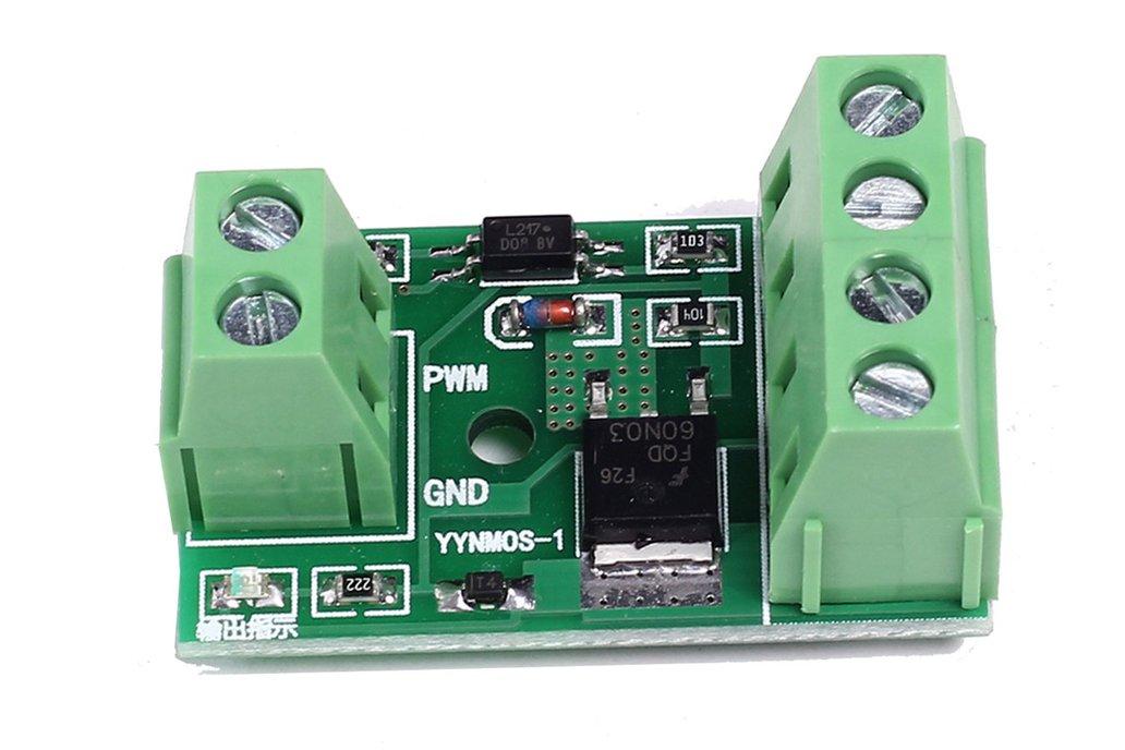 MOS Transistor Trigger PWM Control Switch(12191) 3