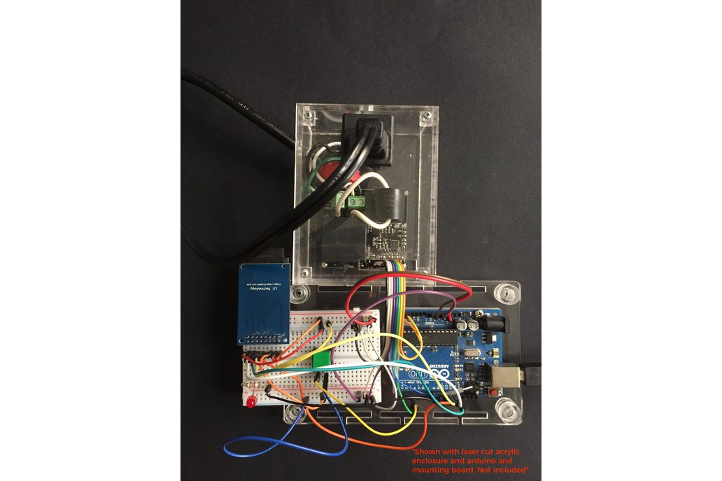 Dr. Wattson Energy Monitoring Board 4