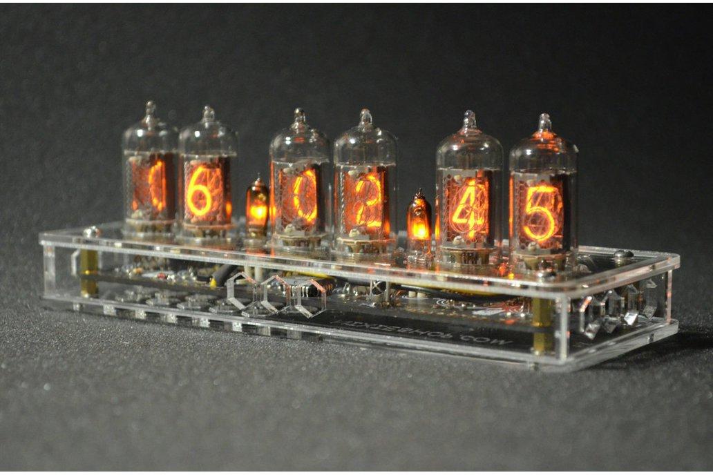 Z573M Nixie Tube Clock 2