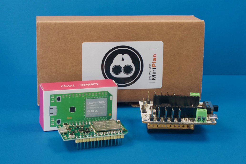 Robot Shield Servo Control Board for LinkIt 7697 1