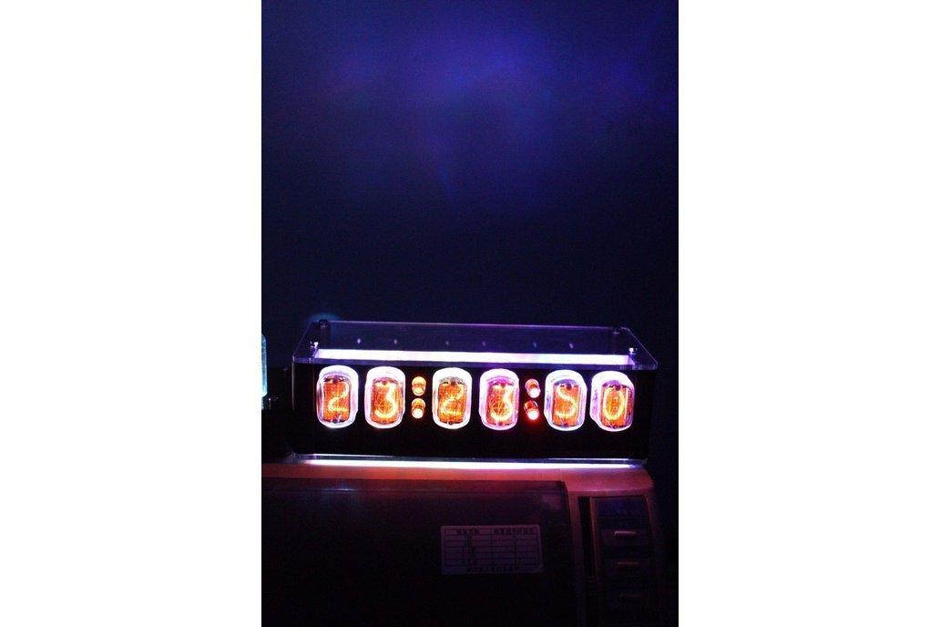 NIXT CLOCK - IN12 Nixie Tube Clock With Remote