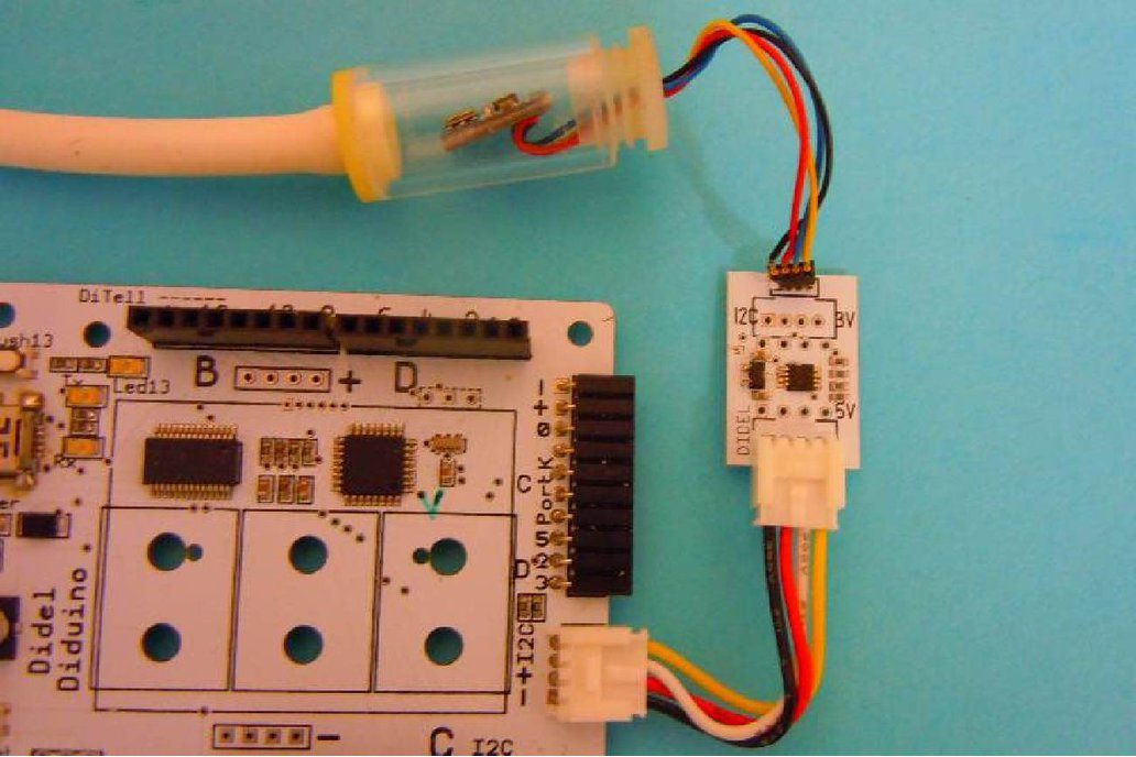 AdaI2C    Simple I2C 3/5V adapter 5