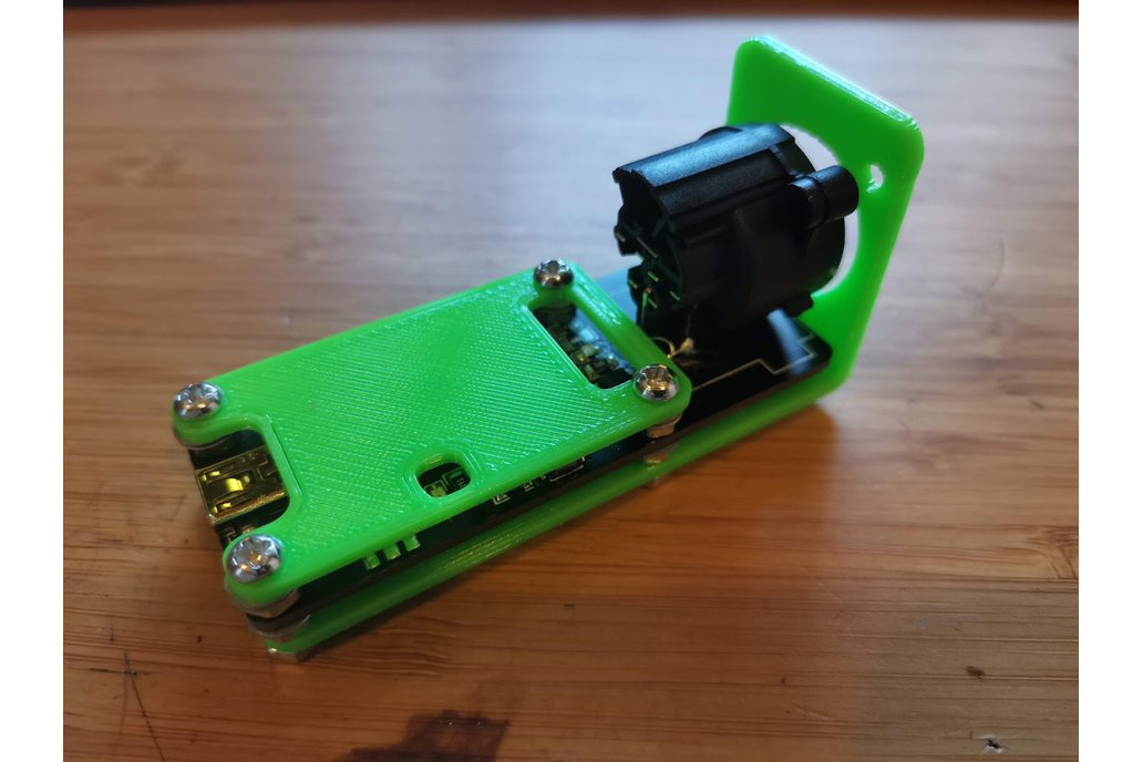 3D Printed Case ArtNet Node 1