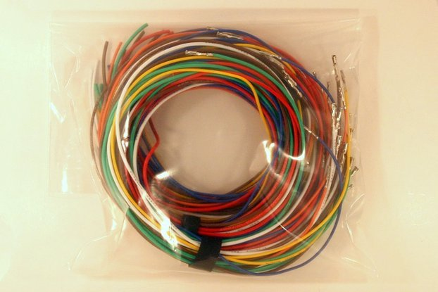 Rabbit ECU Mixed Terminated Wire 40 Pack