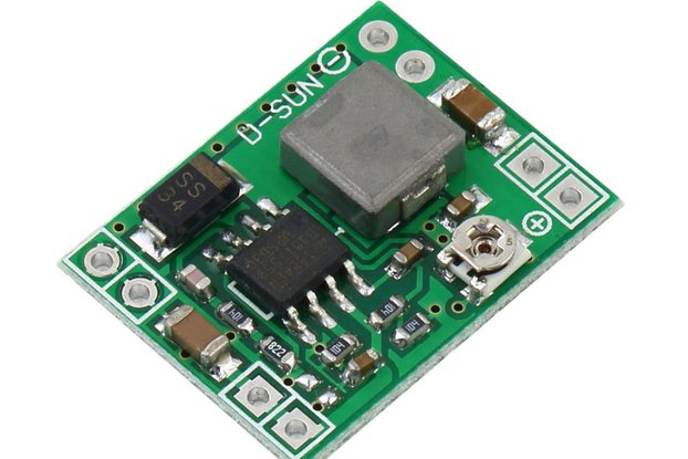 Mini Adjustable Voltage Regulator (LARGE)