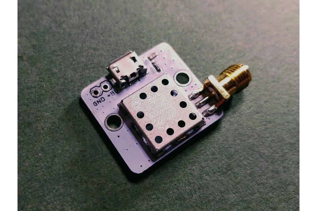10 MHz Oscillator TCXO 10 MHz +/- 0.28 ppm 1
