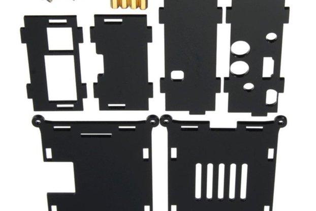 Acrylic Case For I2S Interface HIFI DAC