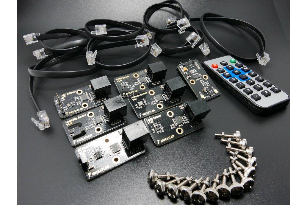 Sensor Kit for EVB (LEGO Mindstorms EV3) 1