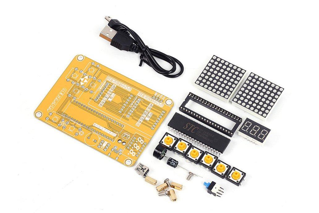DIY Game Kit MCU Game Machine for Tetris(13071)