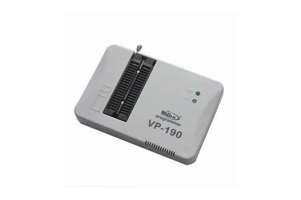 Wellon VP190 EEPROM Flash MCU USB Programmer 1