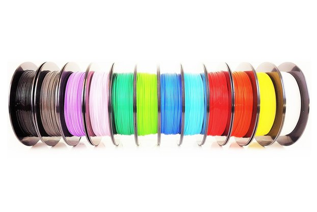Universal Premium 3D Printing PLA Filament Bundle