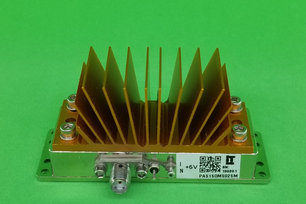 Power Amplifier 4W 5150 to 5925 MHz 33dB Gain 35dB