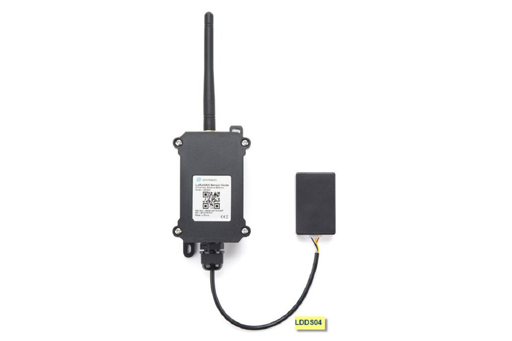 LDDS04 LoRaWAN 4-Channels Distance Detection Senso 1