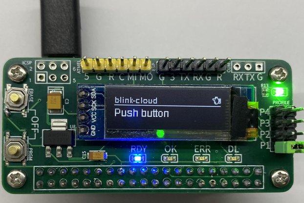 AVR, ESP Programmer for RPi Zero + Software