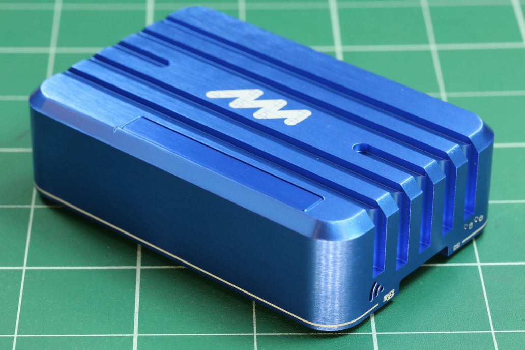 Aluminum Case for Raspberry Pi 3 1
