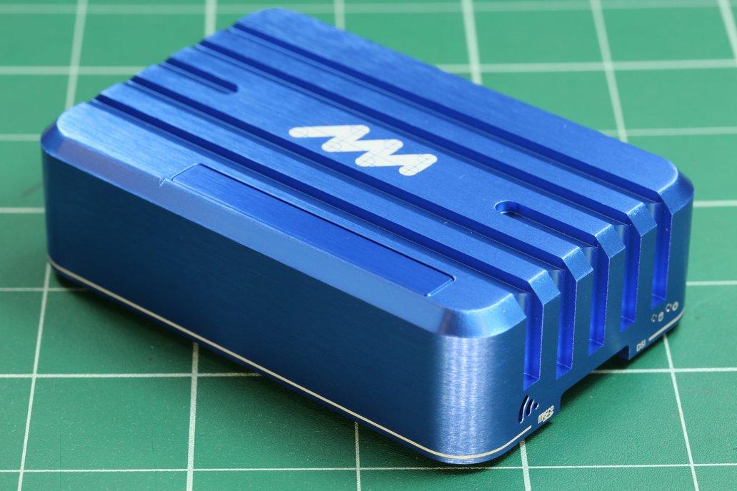 Aluminum Case for Raspberry Pi 3 1